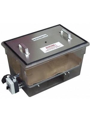 Erdedämpfer ED60, mit 60 Liter Dämpfraum