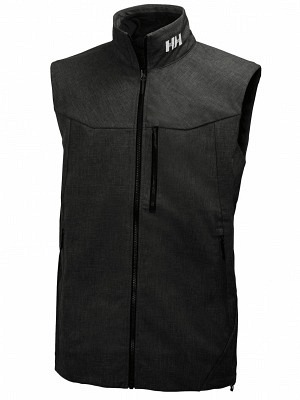 Helly Hansen 62409, Soft-Shell Gilet P..