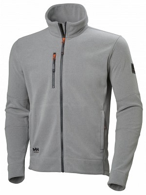 Helly Hansen 72158, Fleecejacke KENSINGTON, grey melange