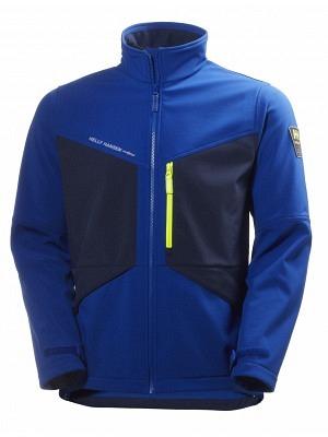 Helly Hansen 74051, Softshell Jacke AKER, kobalt-blau