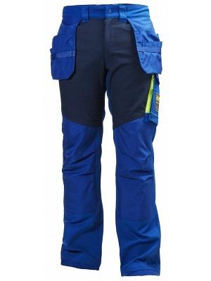 Helly Hansen 77401, Arbeitshose AKER, kobalt-blau **nur solange Vorrat**