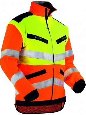 Pfanner Klima-Air Warnjacke EN20471, 8..