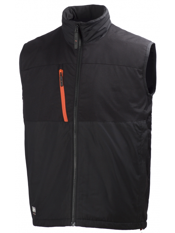 Helly hansen 73005 gilet utility schwarz for Bb shop