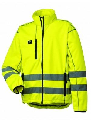 Helly Hansen 74005, Warnschutz Softshelljacke EN471 VITORIA, gelb