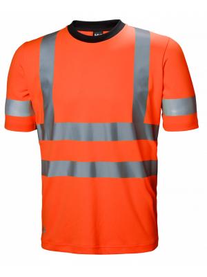 Helly Hansen 79092, Warnschutz T-Shirt EN20471 ADDVIS TEE, orange