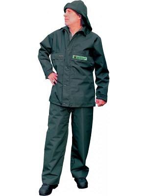 NovaTex 2360, Regenjacke, grün **ausverkauft**