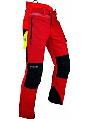 Pfanner Ventilation Schnittschutzhose  101761 rot