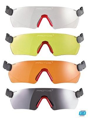 Protos Schutzbrille PF204090