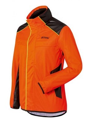Stihl Regenjacke DuroFlex, orange