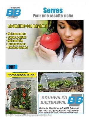 Brochure Serre SFR français