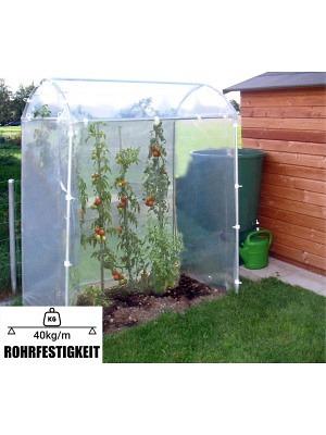 bb tomatenhaus aus aluminium th80 150a 80 x 150 cm direkt vom hersteller tomatenhaus bb shop. Black Bedroom Furniture Sets. Home Design Ideas