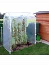 BB Tomatenhaus aus Stahl, direkt vom Hersteller Tomatenhaus TH80-150, komplett inklusive Folie und Clips Tiefe: 80cm, Länge: 150cm, Höhe 180cm